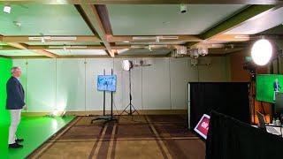 Introducing the Green Studio at The Ritz Carlton, Millenia Singapore
