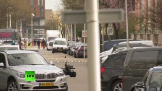 Utrecht Shooting: Manhunt is underway after 1 person killed, several injured
