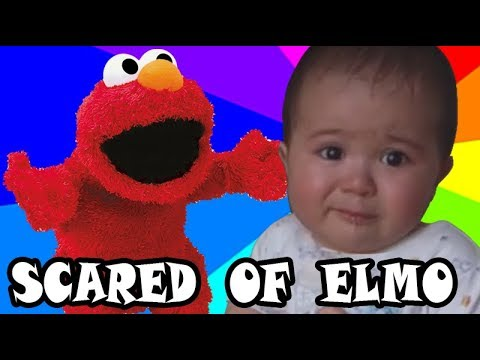 Tmx Elmo Scares Baby Jake Crying Screaming