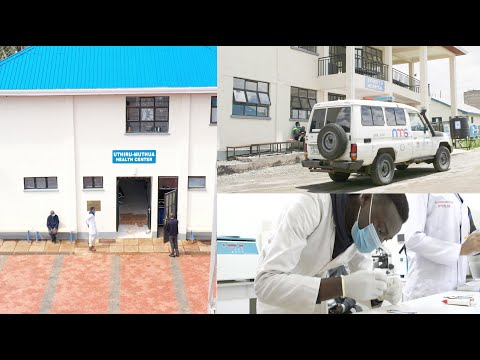A Look at the New Health Facilities In Nairobi