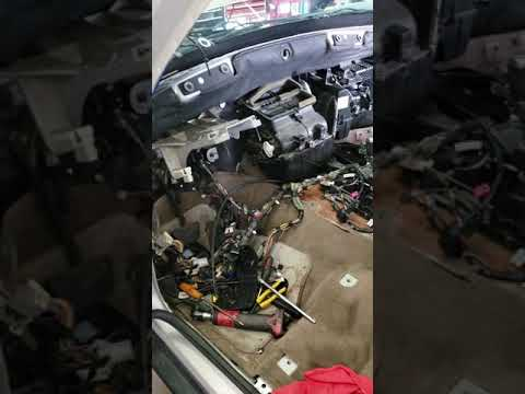2009 Jeep Liberty Heater Core Replacement