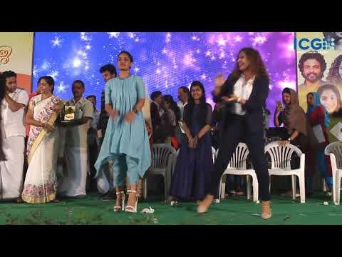 Noorin Shereef Saniya Iyappan  dance 'Raftaara' song   Dance Lucifer song