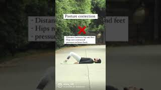 Wrong vs right (Hip Workout) ShuruFit India | #youtubeshorts #shorts