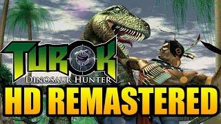Turok Dinosaur Hunter HD REMASTERED on STEAM