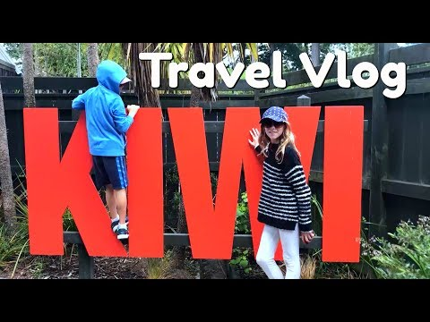 New Zealand with Kids | Hobbiton and The North Island | Vlog #1