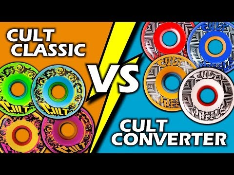 Download Youtube: Cult Classic VS Cult Converter | Cult Wheel Review