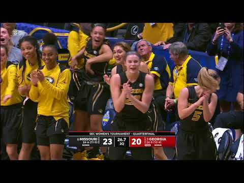 HIGHLIGHTS: Tigers fall to Bulldogs in SEC Tournament Quarterfinals