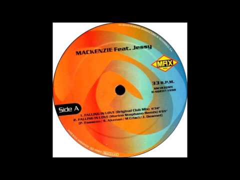 THE MACKENZIE Feat. JESSY - Falling In Love (Original Club Mix) NM1835MX