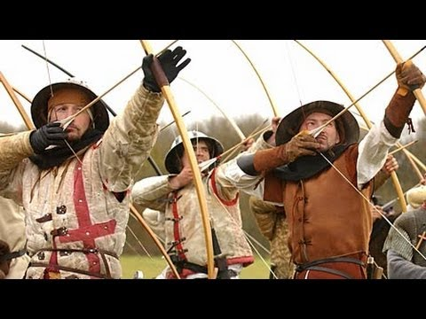 MIDIEVAL WEAPONS AND COMBAT - The Longbow (MIDDLE AGES BATTL