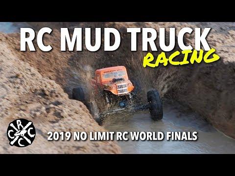 RC Mud Truck Racing At 2019 No Limit RC World Finals