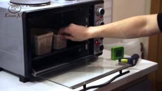 Испытание на прочность керамических форм для Хлеба(, 2014-12-28T08:09:34.000Z)