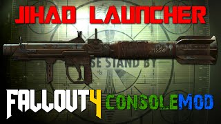 Video Fallout 4 Console Mods ~ Jihad Launcher (Sound Replacer) download MP3, 3GP, MP4, WEBM, AVI, FLV Agustus 2018