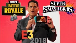 MGN Mega Live: Nintendo E3 2018 Plans, Smash Switch, My New Rig, Fortnite Switch & Game Night!!!