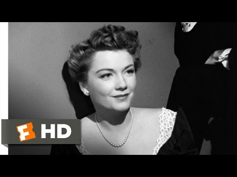 All About Eve (2/5) Movie CLIP - Waves Of Love (1950) HD