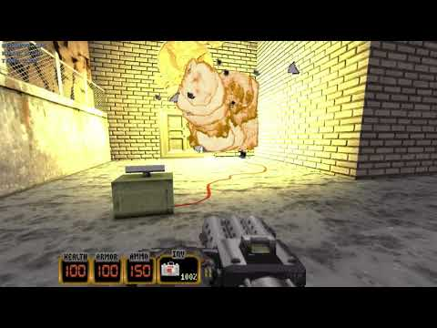 [PC] Duke Nukem 3D: 20th Anniversary World Tour: Escape from Area54 |