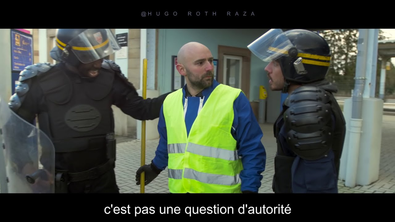 À Genoux (PARODIE JALOUX DADJU) -  Hugo Roth Raza feat MOUSSIER TOMBOLA