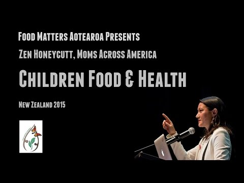 Zen Honeycutt Moms Across America discusses health, toxicity, gut dysbiosis & healing children