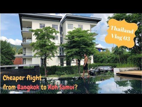 Thailand Vlog 03: We found the best Airbnb in Koh Samui
