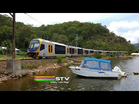 Sydney Trains Vlog 1236: A Day On The Central Coast Line