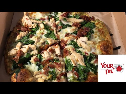 GET YOUR GRUB ON EP.3: Your Pie Pizza-Cary