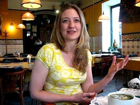 Heidi Schreck: A New York Actress in Mosow 2