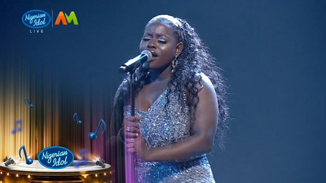 Download Top 7 Reveal: Comfort – 'Beautiful' – Nigerian Idol | S6 | E10 | Africa Magic