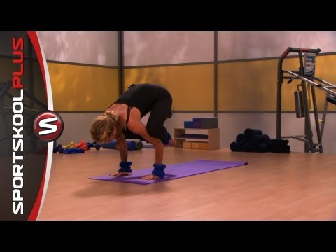 Whole Body Metal Yoga with Erika Schnicke