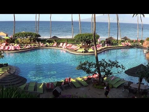 HYATT REGENCY MAUI RESORT & SPA!