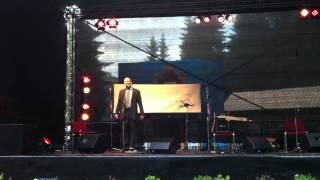 Olaf Schubert im Naturtheater Steinbach-Langenbach – 1/3