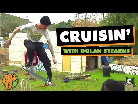 One Person's Trash... CRUISIN' with Dolan Stearns | OJ Wheels