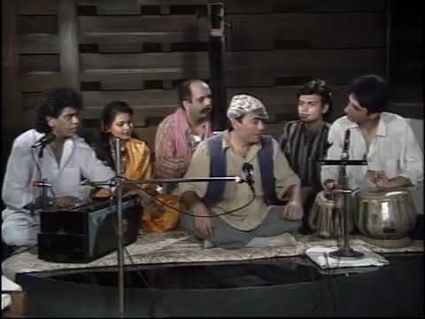 Laughing song.. old serial pankaj kapoor