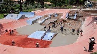 360Filmz en Skatepark del Valle