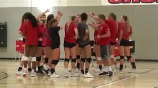 Jacksonville State Volleyball - Second Week of Preseason