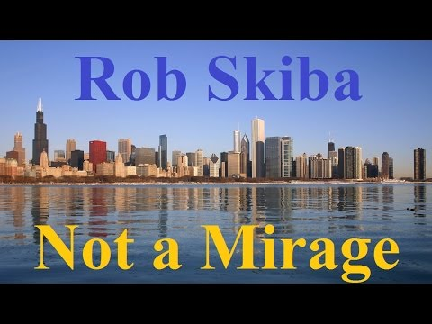 Rob Skiba proves Chicago skyline isn't a mirage - Flat Earth ? - Mark Sargent ✅