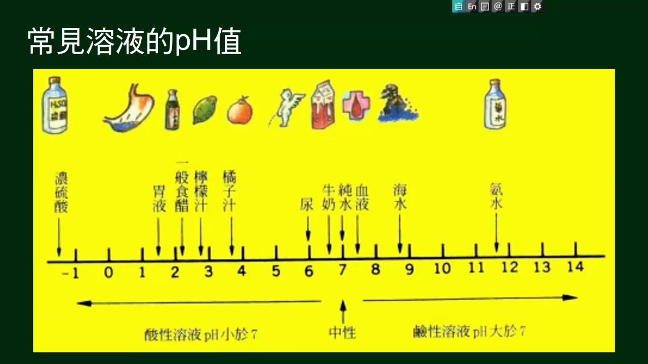 ph值與酸鹼指示劑 國中理化 - YouTube