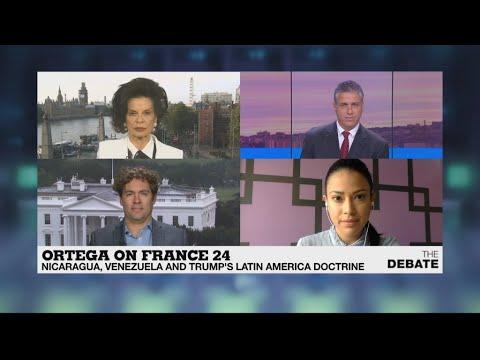 Ortega on Nicaragua, Venezuela and Trump's Latin America doctrine