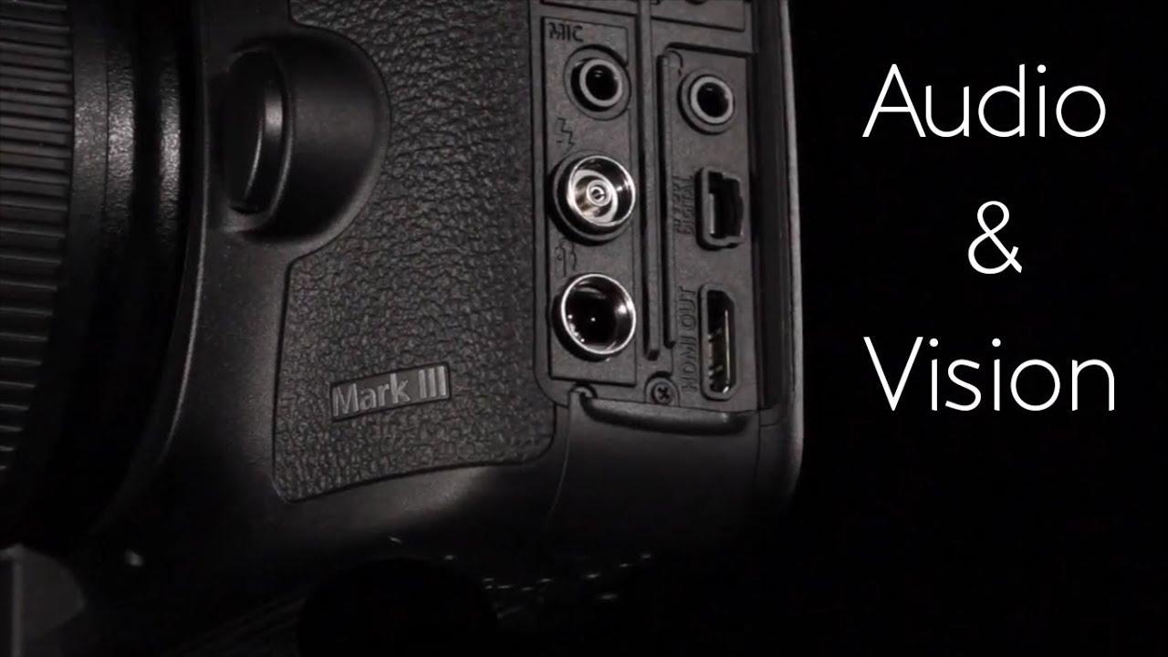 5D MK3 Clean HDMI & RAW Video   Wharfedale Jade   Audio & Vision