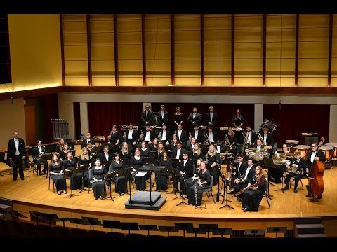 WIU Concerto/Aria/Composition Concert ft. the WIU Symphony Orchestra, Richard Hughey, Conductor