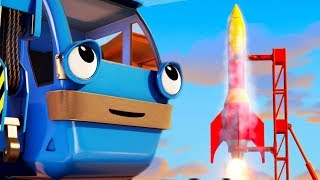 Bob the Builder US  New Episode🌟 The Rocket Launch 🚀 1 Hour in Space   Videos For Kids