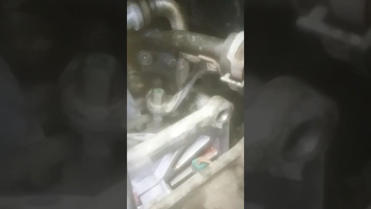 2001 Cadillac Seville torque converter clutch solenoid - YouTube