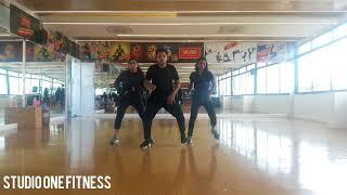 Los 4 - Asi Somos - Studio one choreography by ANSHU TIWARI