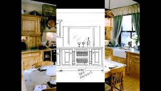 Handmade Bespoke Kitchen - Reclaimed Pine - Am Biente Design