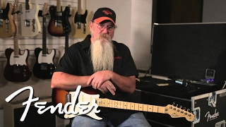 An Interview with Mike Campbell's Guitar Tech Chinner Winstead | Fender