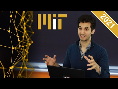 MIT Introduction to Deep Learning   6.S191