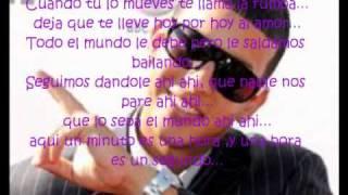 Lovumba ( Solo somos tu y yo) / Con Letra/ - Daddy Yankee