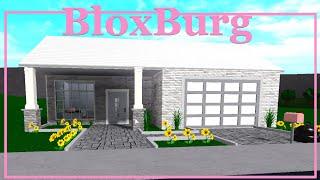 Roblox: BloxBurg | Geschwindigkeit Build | Haus Farbe Grau