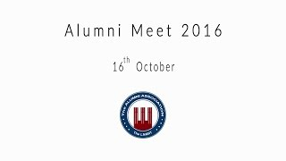 invitation for alumni meet 2016 the lnmiit
