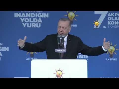 AK Parti Samsun İl Kongresi