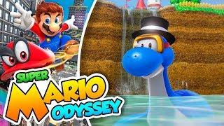 ¡Nostalgia HD! - #23 - Super Mario Odyssey en Español (Switch) Naishys y DSimphony