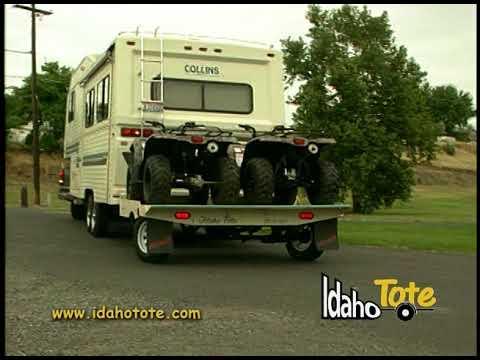 Idaho tote tow your atv motorcycle golf cart behind your rv idaho tote tow your atv motorcycle golf cart behind your rv publicscrutiny Choice Image